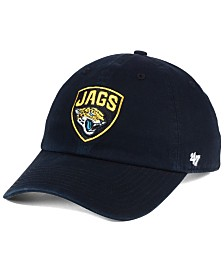 '47 Brand Jacksonville Jaguars CLEAN UP Cap