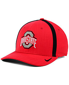 Nike Ohio State Buckeyes Aerobill Sideline Coaches Cap