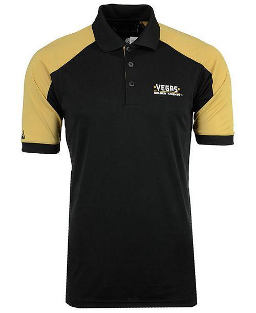 Antigua Men's Vegas Golden Knights Century Polo Shirt