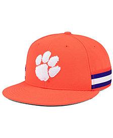 Nike Clemson Tigers True Woven Stripe Snapback Cap