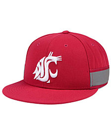 Nike Washington State Cougars True Woven Stripe Snapback Cap