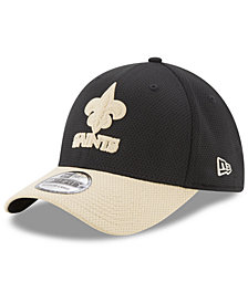 New Era New Orleans Saints Logo Surge 39THIRTY Cap