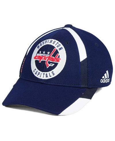 adidas Washington Capitals Practice Jersey Hook Cap