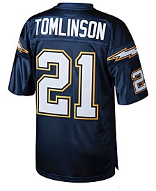 Men's LaDainian Tomlinson San Diego Chargers Authentic Football Jersey
