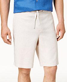 Tasso Elba Men's Drawstring Shorts, Created for Macy's