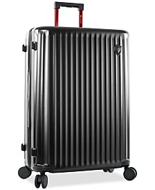 "CLOSEOUT! Heys SmartLuggage® 30"" Hardside Spinner Suitcase, Created for Macy's"
