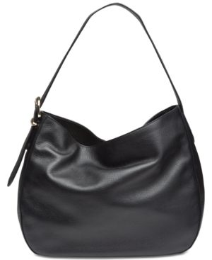 BESSIE LARGE HOBO, CREATED FOR MACY'S