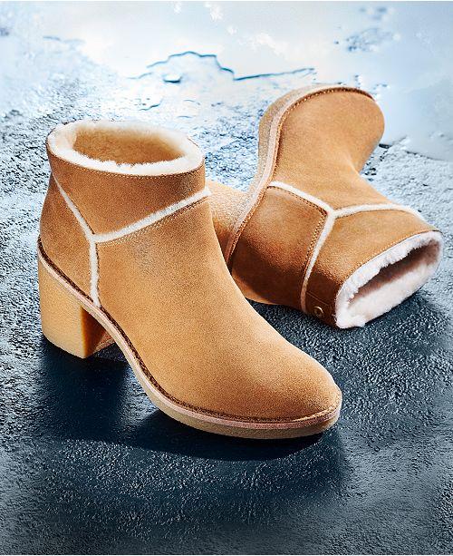 9b682d5f20b UGG® Women's Kasen Block-Heel Boots & Reviews - Boots - Shoes - Macy's