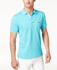 Lacoste Classic Piqué Polo Shirt, L.12.12