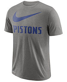 Nike Men's Detroit Pistons Swoosh Legend Team T-Shirt