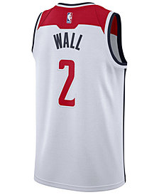 Nike Men's John Wall Washington Wizards Association Swingman Jersey