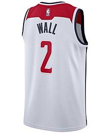 Nike Men's John Wall Washington Wizards Association Swingman Jersey