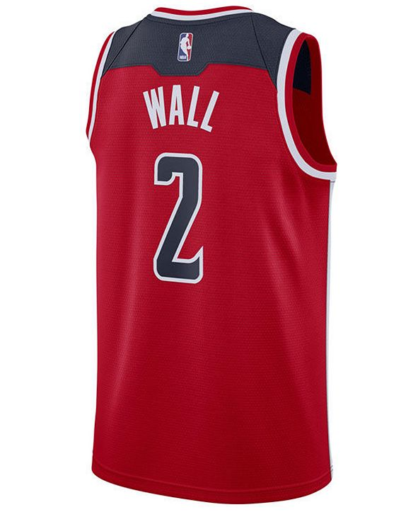 Nike Men's John Wall Washington Wizards Icon Swingman Jersey