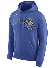 Nike Men's Orlando Magic Logo Club Hoodie