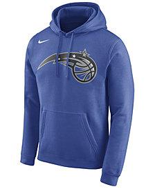Nike Men's Orlando Magic Logo Club Hoodie