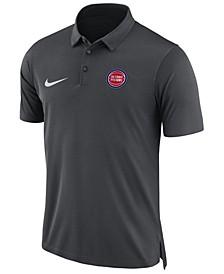 Men's Detroit Pistons Statement Polo