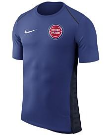 Nike Men's Detroit Pistons Hyperlite Shooter T-Shirt