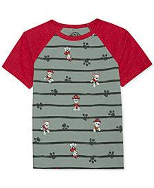 Nickelodeon's® PAW Patrol Graphic-Print Raglan T-Shirt, Little Boys