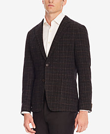 BOSS Men's Slim-Fit Plaid Sport Coat