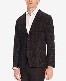BOSS Men's Slim-Fit Plaid Sport Coat