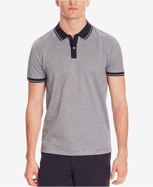 e41abf0b5 Hugo Boss BOSS Men's Slim-Fit Mercerized Cotton Polo Shirt & Reviews ...