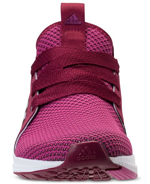 buy online 6f216 863b4 ... adidas Womens Edge Lux Running Sneakers from Finish Line ...