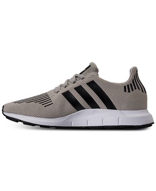349257599b5 adidas Men s Swift Run Casual Sneakers from Finish Line   Reviews ...