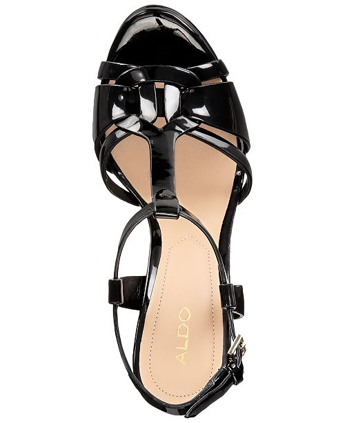 857f1586770 ALDO Chelly Platform Dress Sandals   Reviews - Sandals   Flip Flops ...
