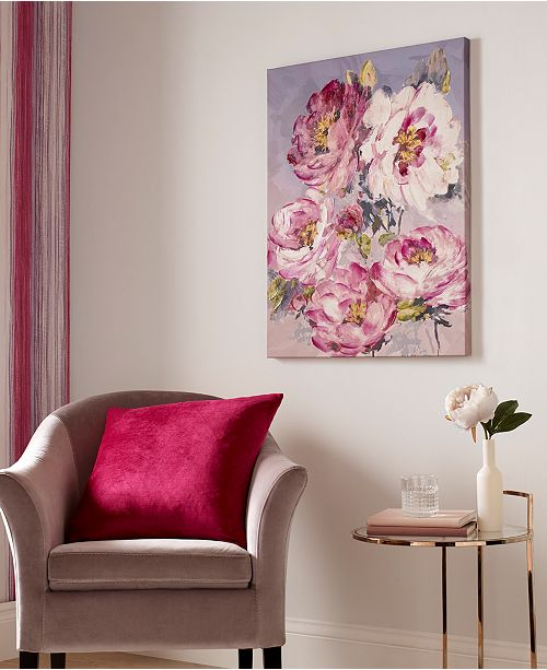 Graham & Brown Chelsea Blooms Wall Art - Wall Art - Macy\'s