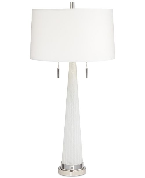 Kathy Ireland Pacific Coast Zoe Table Lamp