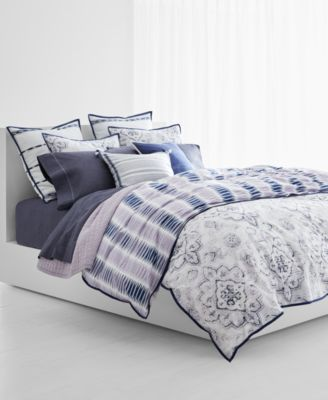 Lauren Ralph Lauren Luna 3 Pc. Cotton Reversible Full/Queen Comforter Set