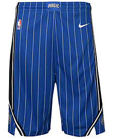 Nike Orlando Magic Icon Swingman Shorts, Big Boys (8-20)