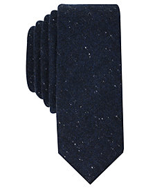 Original Penguin Men's Fawne Donegal Skinny Tie