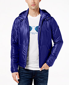 Michael Kors Men's Ripstop Hooded Jacket