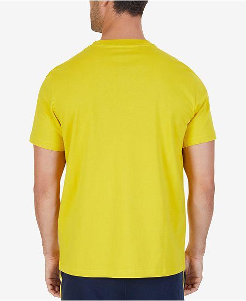 df1fd27d9 ... T-Shirt; Nautica Lil Yachty X Men's Big & Tall Graphic-Print ...