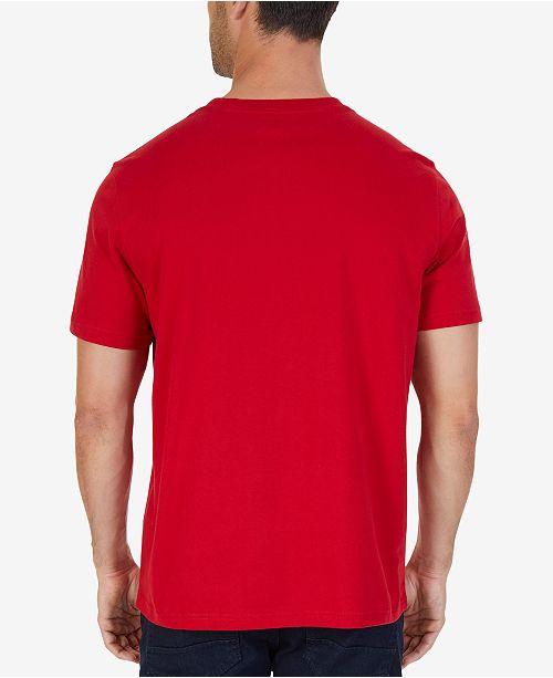 4352a4eff ... T-Shirt; Nautica Lil Yachty x Men's Big & Tall Graphic-Print ...