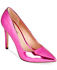 Call It Spring Agrirewiel Pumps