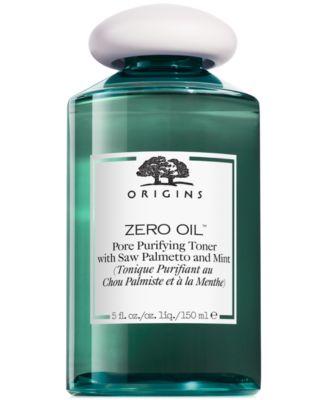 Zero Oil Pore Purifying Toner with Saw Palmetto & Mint, 5 fl. oz
