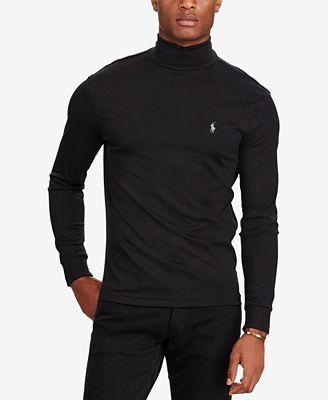 Polo Ralph Lauren Mens Soft Touch Turtleneck Sweaters Men Macys
