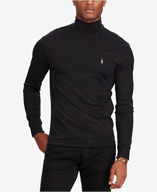 Polo Ralph Lauren Men s Soft-Touch Turtleneck - Sweaters - Men - Macy s b3851e0a4d84