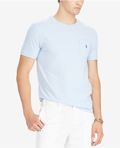Polo Ralph Lauren Men S Custom Slim Fit T Shirt Reviews