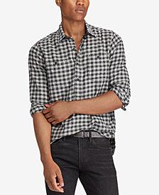 Polo Ralph Lauren Men's Classic-Fit Workshirt