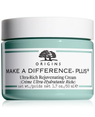 Make A Difference  Plus + Ultra Rich Rejuvenating Cream