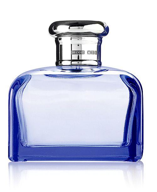 Ralph Lauren Blue Eau de Toilette Spray, 4.2 oz.