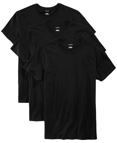 Alfani Men's 3-Pk. Cotton Undershirts, Created for Macy's