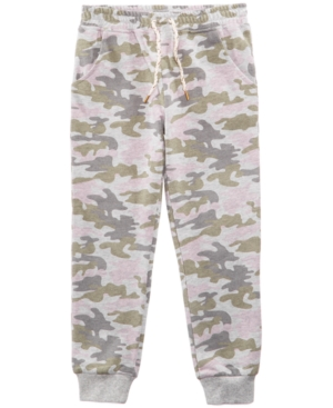 Epic Threads Camouflage Jogger Pants Little Girls (46X) Created for Macys