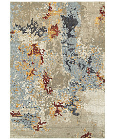 "Oriental Weavers Evolution Temp 8'6"" x 11'7"" Area Rug"
