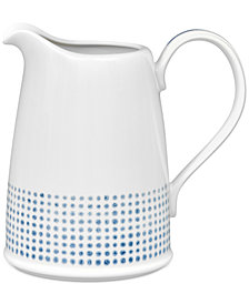 Noritake Hammock Pitcher, Created for Macy's