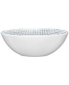 Noritake Blue Hammock Cereal Bowl, Created for Macy's