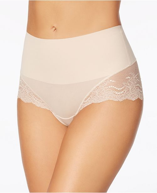 44e075bbe03f SPANX Women's Undie-tectable Lace Hi-Hipster Panty SP0515 & Reviews ...
